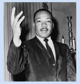 leading civil rights activist